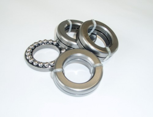 Stearing bearings, production